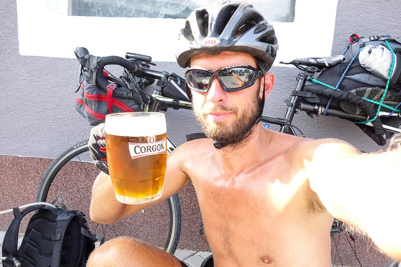 zaverecne pivo
