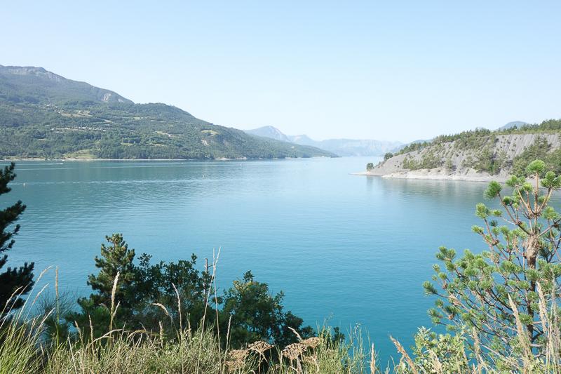 poncon lake jazero