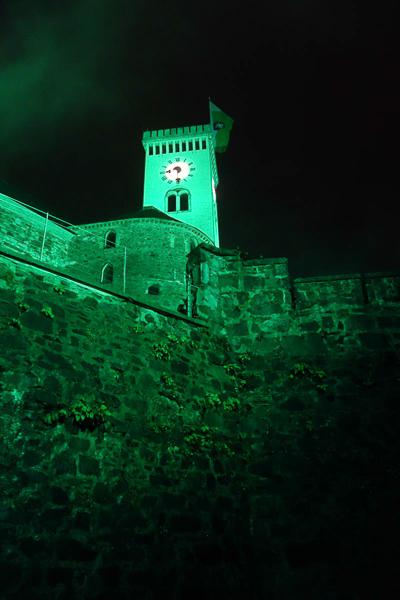 hrad ljubljana