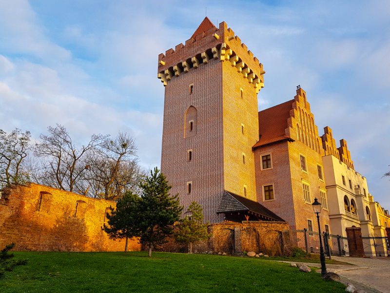 poznan hrad