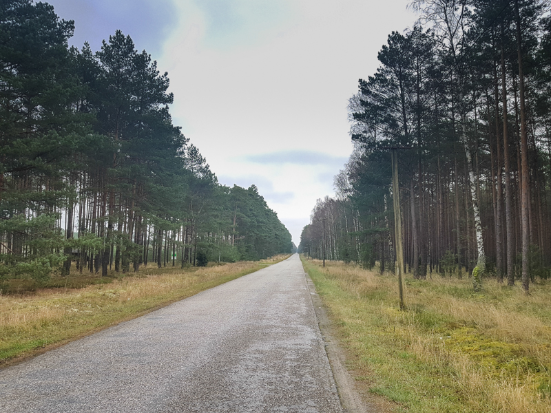 cesta rovina polsko