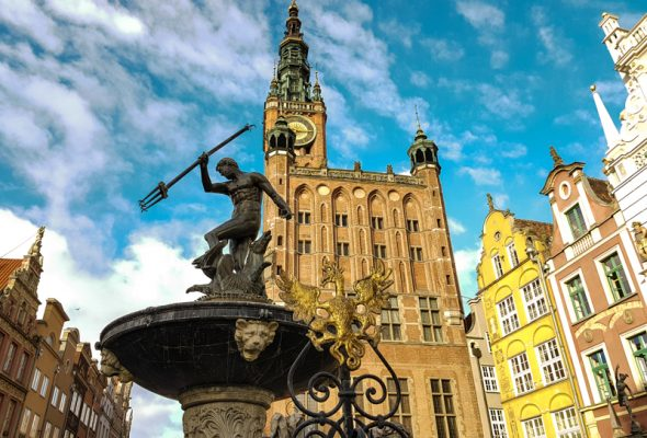 Gdansk – 900 km v novembri