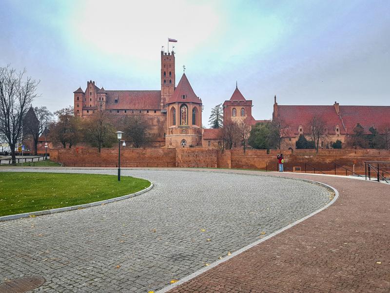 malbork hrad
