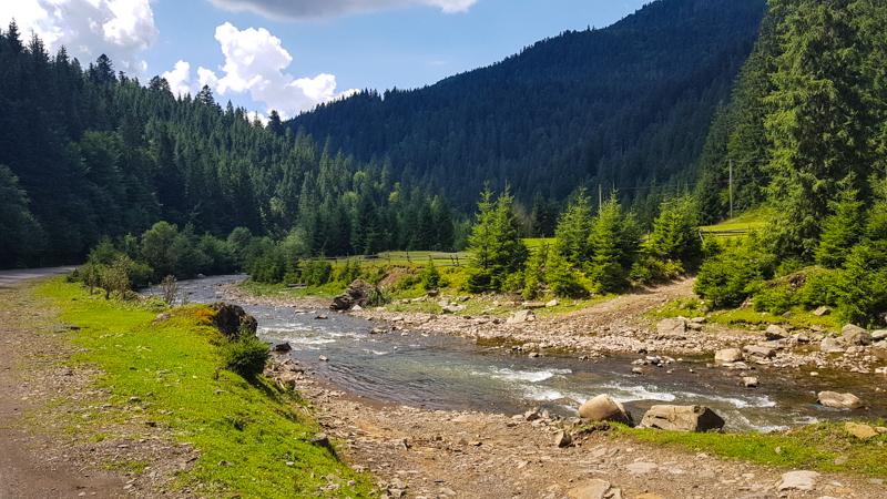 synevyrsky narodny park