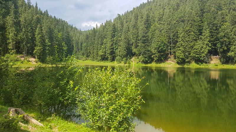 synevyrske jazero