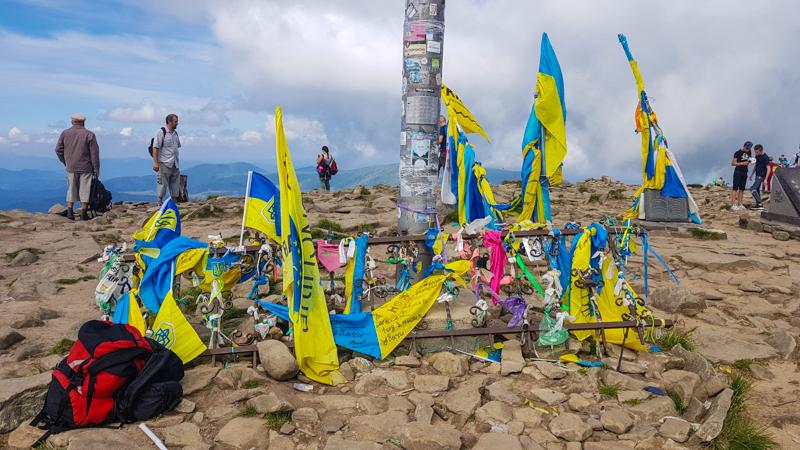 Hoverla Ukrajina