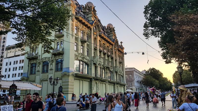 Odesa Ukrajina