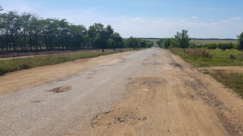 Ukrajina cesty