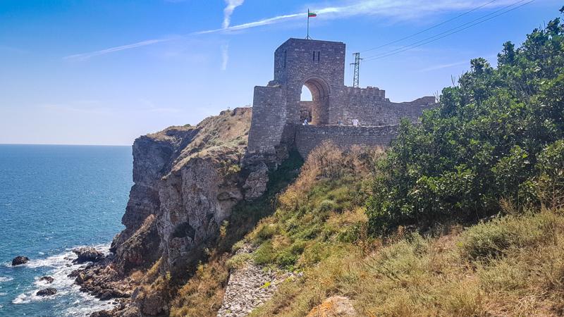 Bulharsko mys Kaliakra