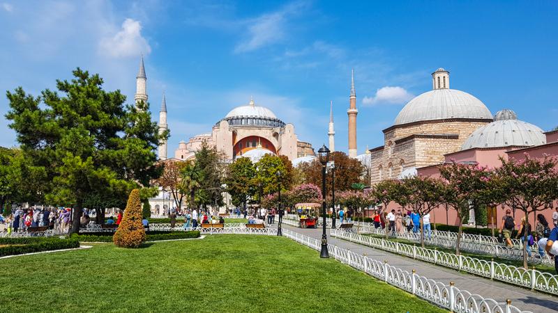 Istanbul Turecko