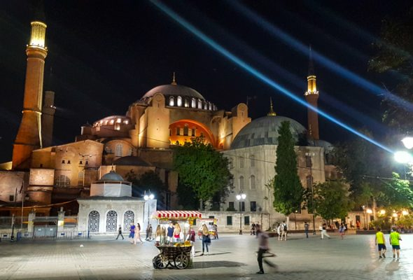 Istanbul 2018 alias sedem defektov a ôsmy v Istanbule