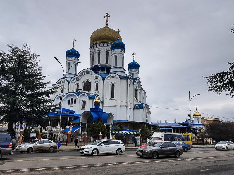 Uzhorod katedrala