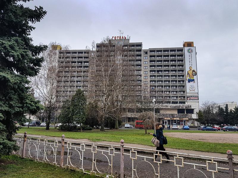 Hotel Uzhorod