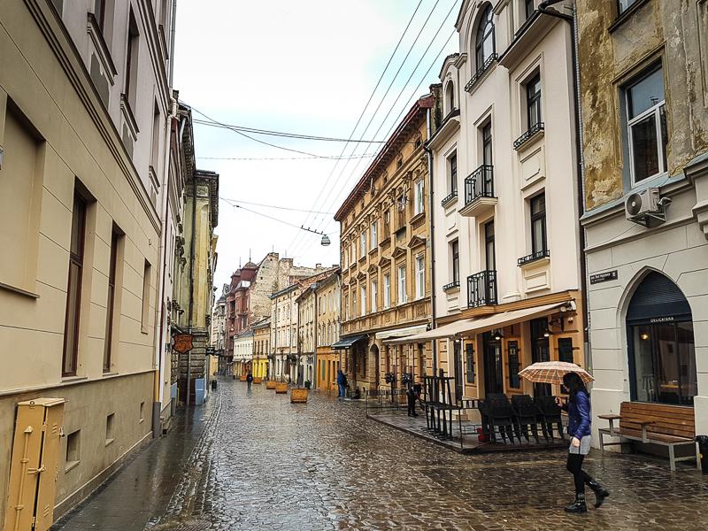 Lvov centrum
