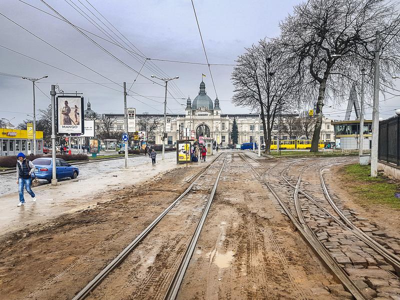 Lvov zeleznicna stanica