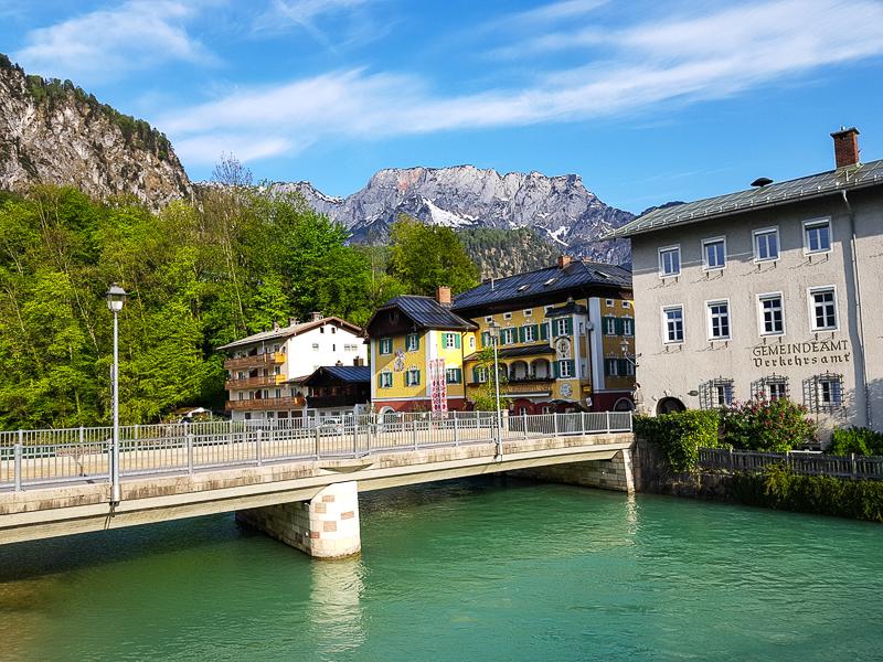 Alpska dedina