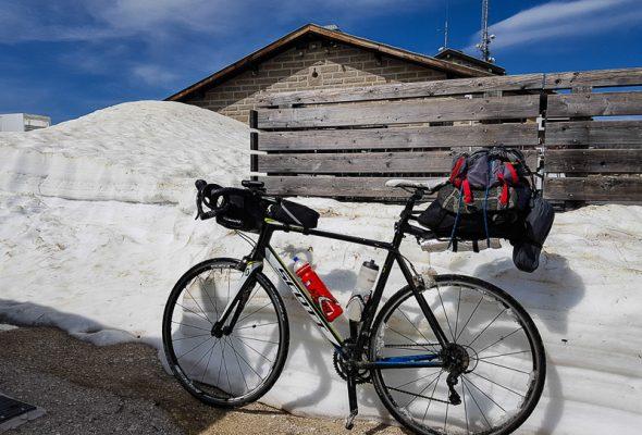 Alp Tour 2018 – zo Salzburgu do Viedne