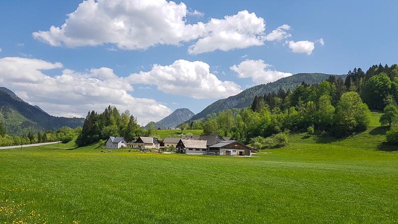 alpska sceneria