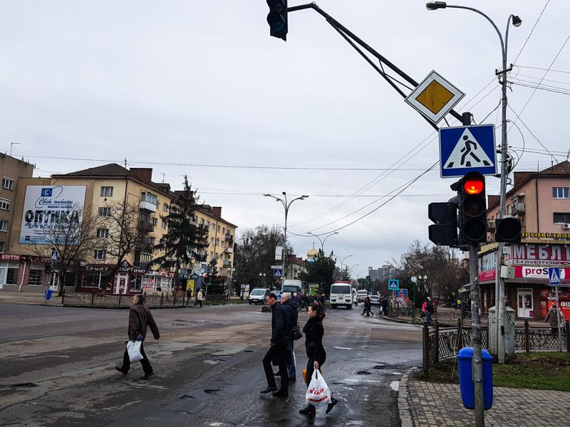 Ukrajina Uzhorod