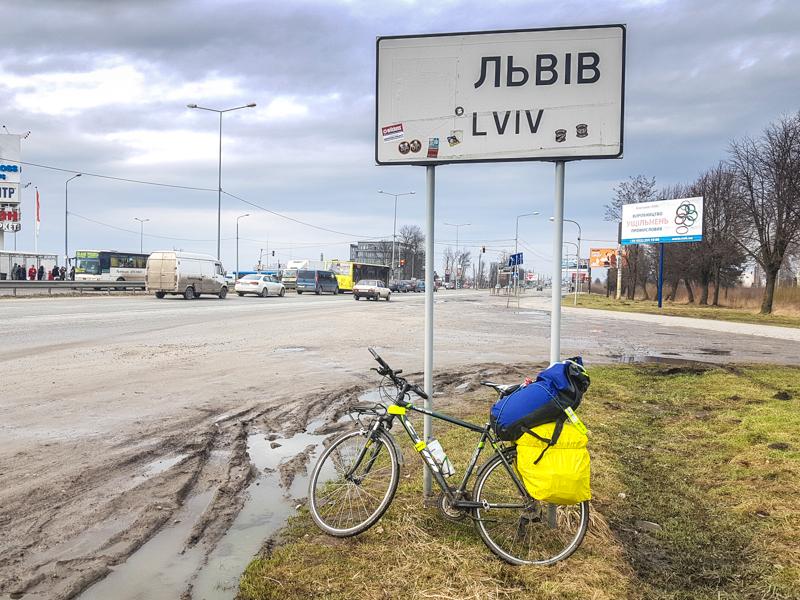 Ukrajina Lvov