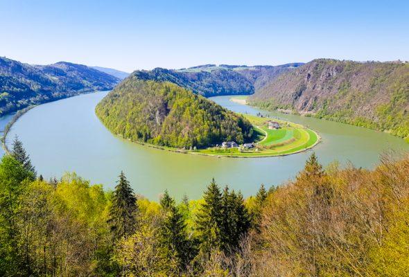 Dunajská cyklocesta – z Passau do Bratislavy