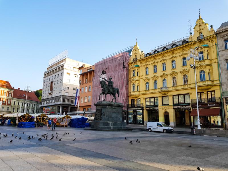 Makarska Chorvatsko Zahreb