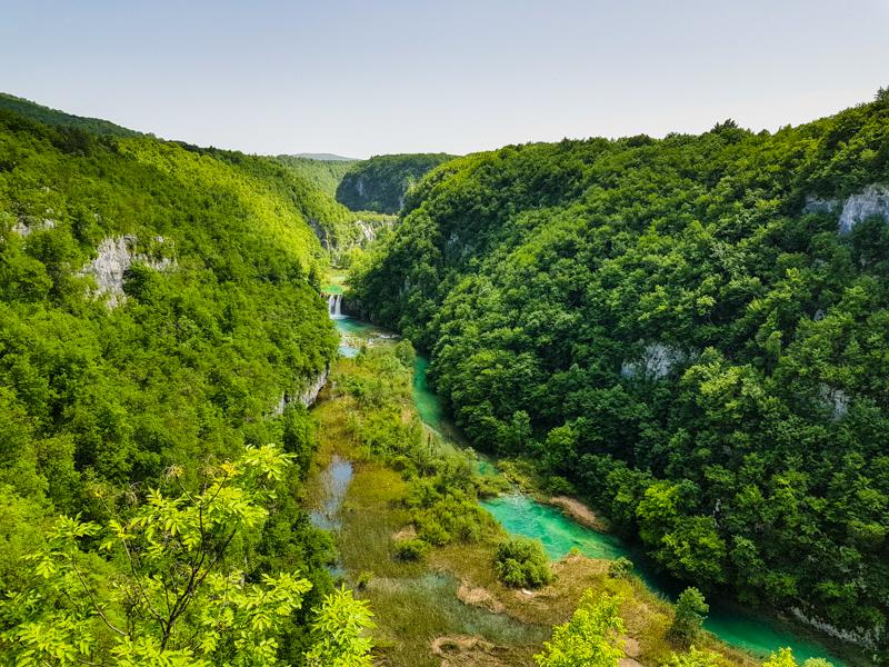 Makarska Chorvatsko Plitvice