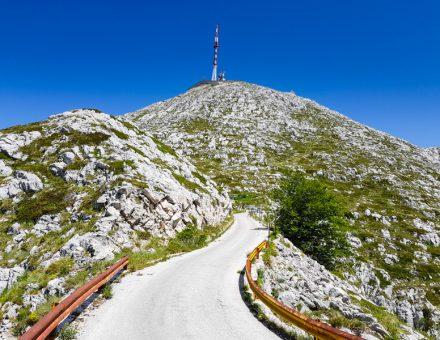 Makarska Chorvatsko Sveti Jure