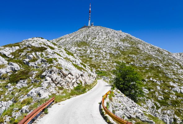 Sveti Jure – vrchol Chorvátska