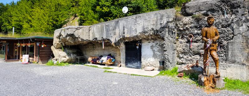 ukrajina bunker