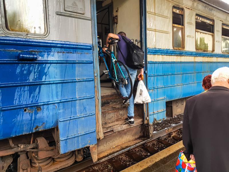 ukrajina vlak