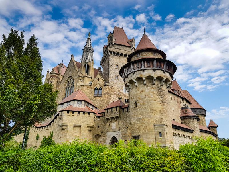 Kreuzneustein hrad