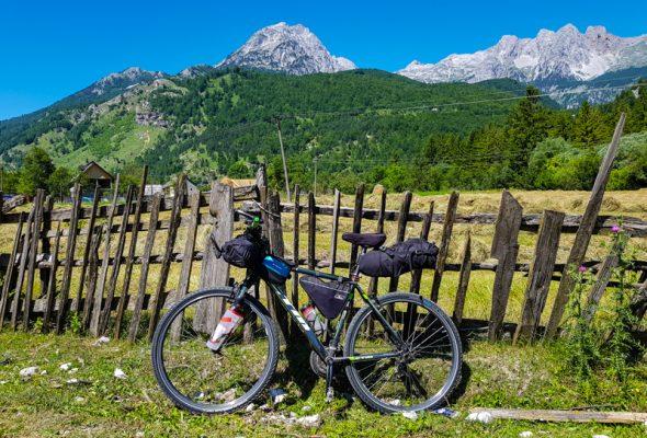 Albánsko na bicykli – po nepreskúmaných miestach Balkánu