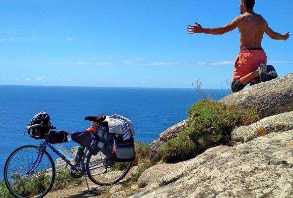 Rozhovor s cyklocestovateľom: Jan Mráz – na favoritovi do Santiaga a k Atlantiku