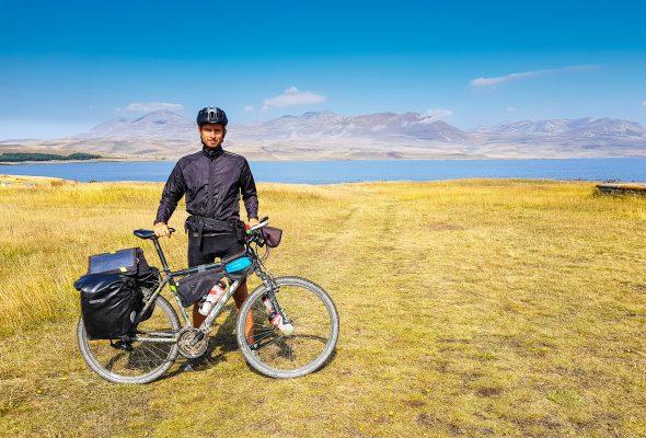 O čom je cestovanie na bicykli