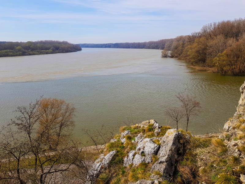 Sutok riek Dunaja a Moravy