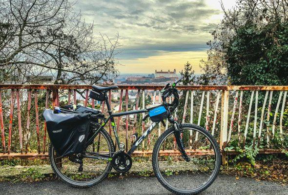 Servis bicykla pred a počas cyklovýletu