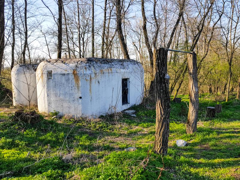 Bunker pri Devinskom jazere