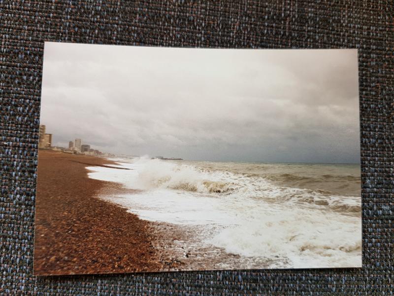 More v anglickom meste Brighton