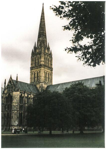 Katedrala v Salisbury
