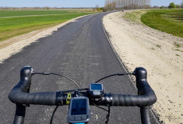 Cyklotrasa z Bratislavy do Komárna
