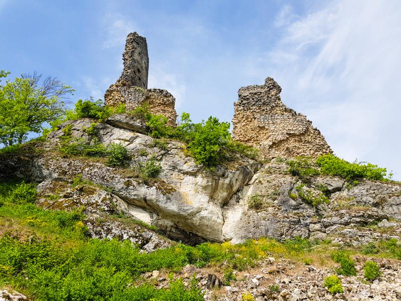 hrad Korlatko