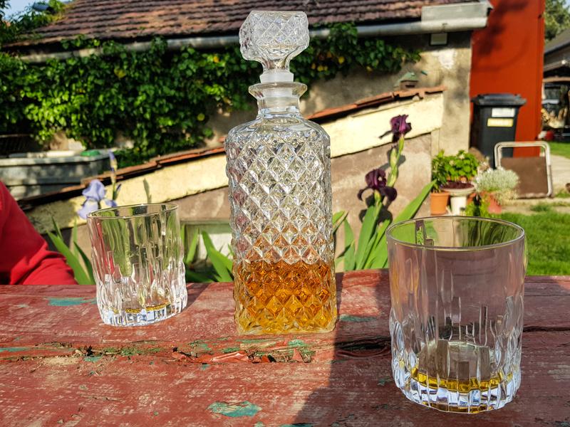 Albanske brandy