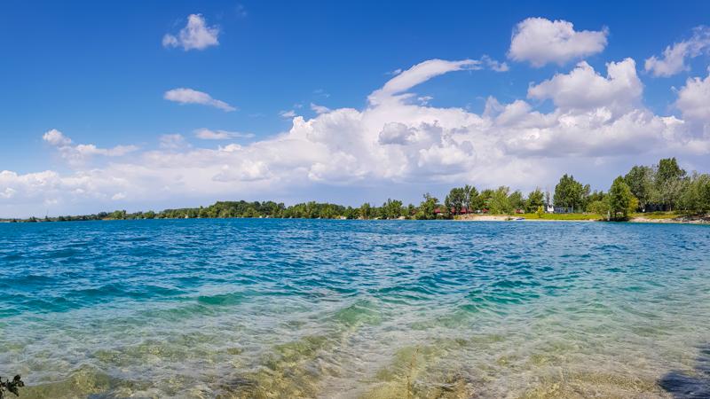 jazero Cierna voda