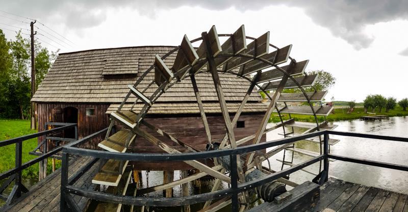Vodny mlyn Tomasikovo