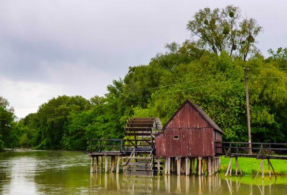 Cyklovýlet po vodných mlynoch na Malom Dunaji