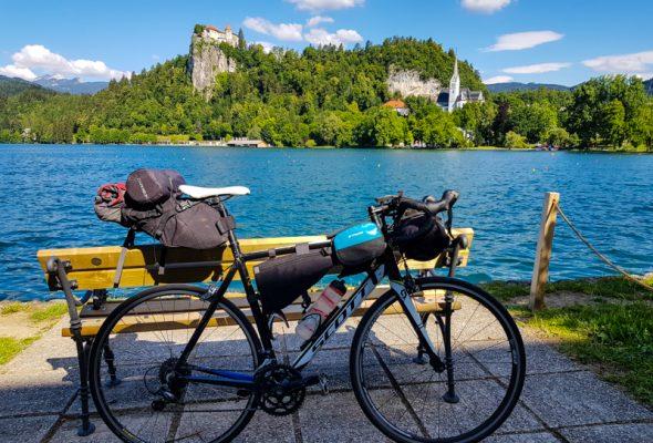 Bicyklom do Chorvátska – z Klagenfurtu do Tribunju za 2 dni