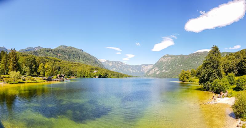 Bohinjske jazero