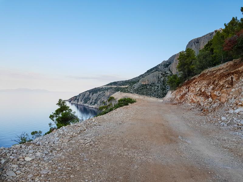 Cesta Sveta Nedjelja - Zarace