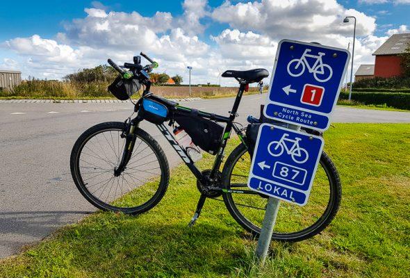 Cykloexpedícia okolo Dánska